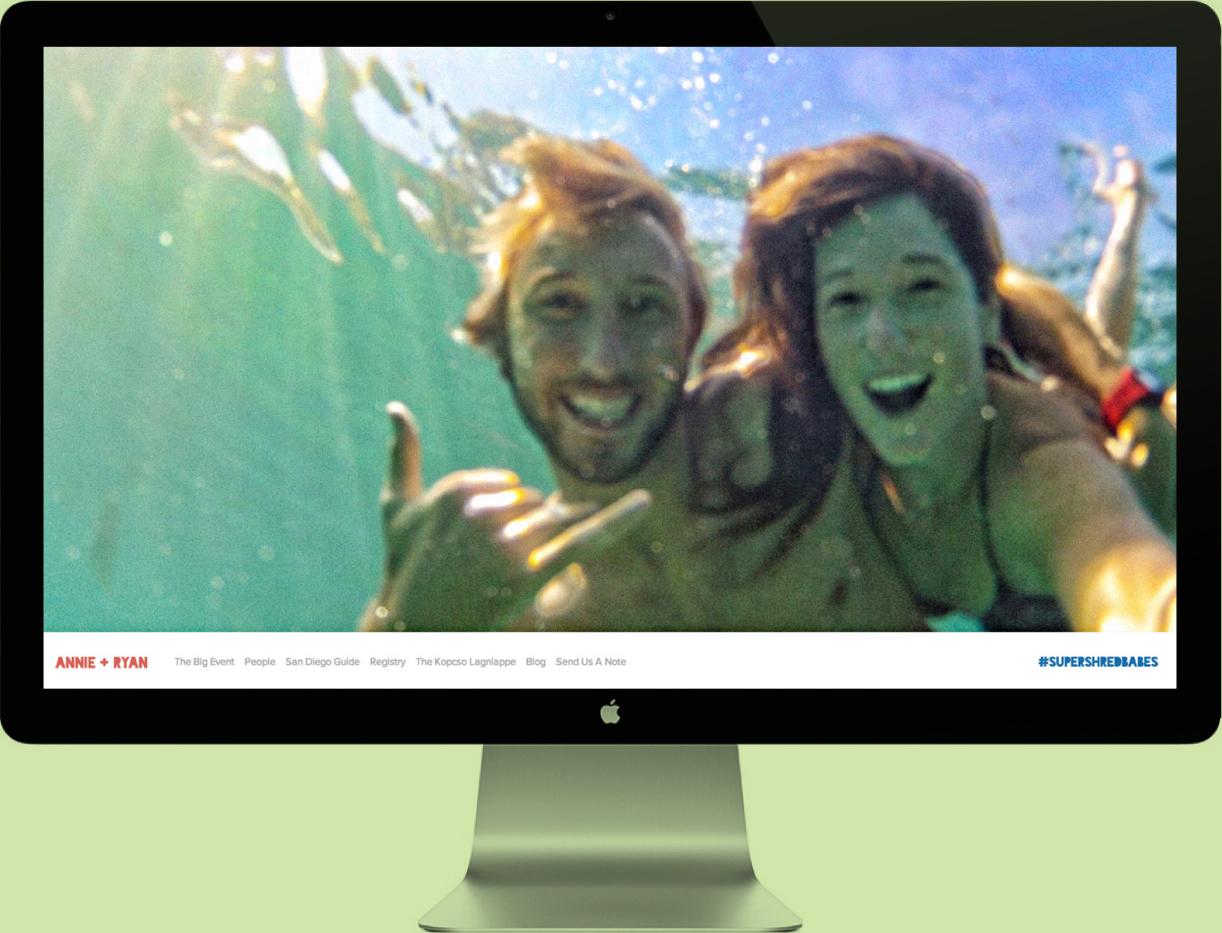 Annie + Ryan - Desktop