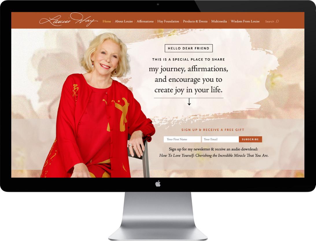 Louise Hay - Desktop